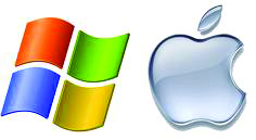 Apple-Windows-Logo